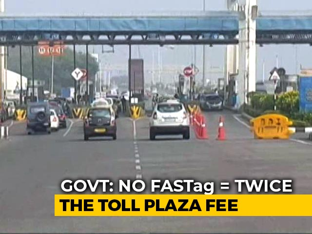 Video : FASTag Must From Monday, Pay Twice The Toll Fee If You Don't Have It