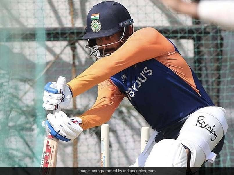 India vs England: India Grind It Out In Nets Ahead Of Fourth Test. See Pics