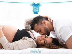 """Oh Boy"": Anita Hassanandani And Rohit Reddy Welcome Baby Son"