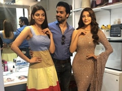 Will The Real Kajal Aggarwal Please Stand Up? Gautam Kitchlu's Face Gives It Away