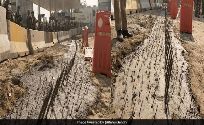 'Build Bridges, Not Walls': Rahul Gandhi's Swipe At Centre, With Pics