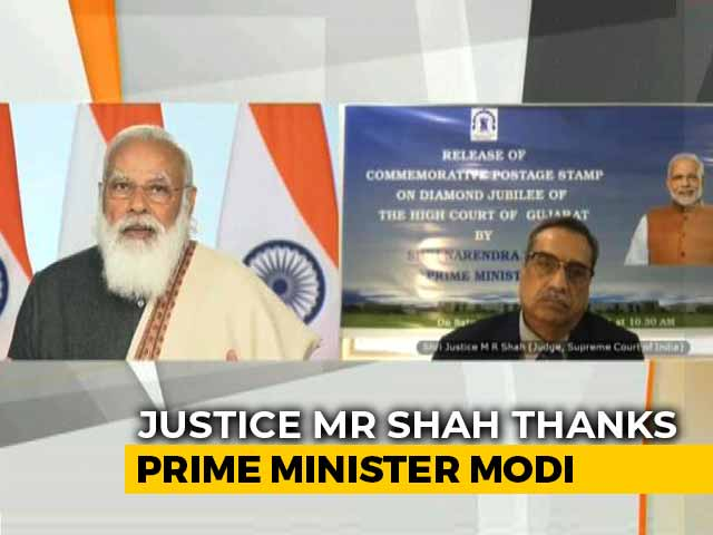 "Video : PM Modi ""Is Popular, Loved,Vibrant,Visionary"" Leader: Top Court Judge"