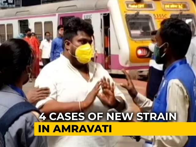 Video : Amid Rising Covid Cases In Maharashtra, Mumbai Hires Marshals To Enforce Rules