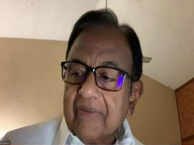Video : Against Crony Capitalism, Not Private Sector: P Chidambaram