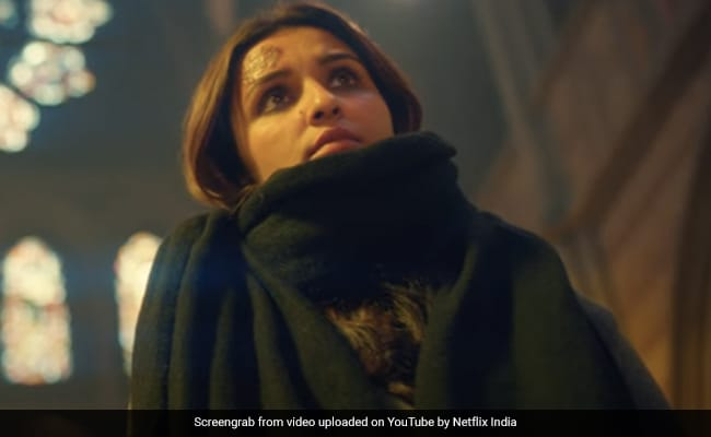 The Girl On The Train Trailer: Parineeti Chopra's Ride Into Abyss Of Obsession, Murder And Amnesia