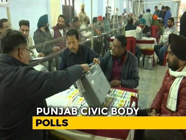 Video : Amid Farmers' Protest, Results Of Punjab Local Body Polls Today