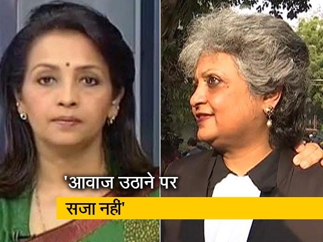 Video : NDTV से बोलीं प्रिया रमानी की वकील- ये केस छोटा नहीं था