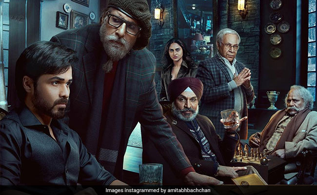 Chehre: Amitabh Bachchan And Emraan Hashmi's Film Gets A New Release Date
