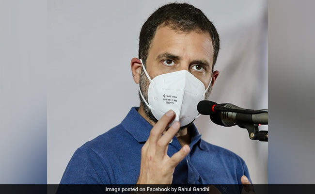 Government 'Overconfident': Rahul Gandhi As 2 More Covid Strains Reported