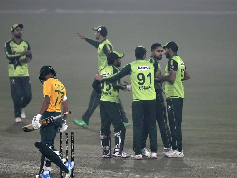 Pakistan To Tour South Africa For Limited-Overs Series In April