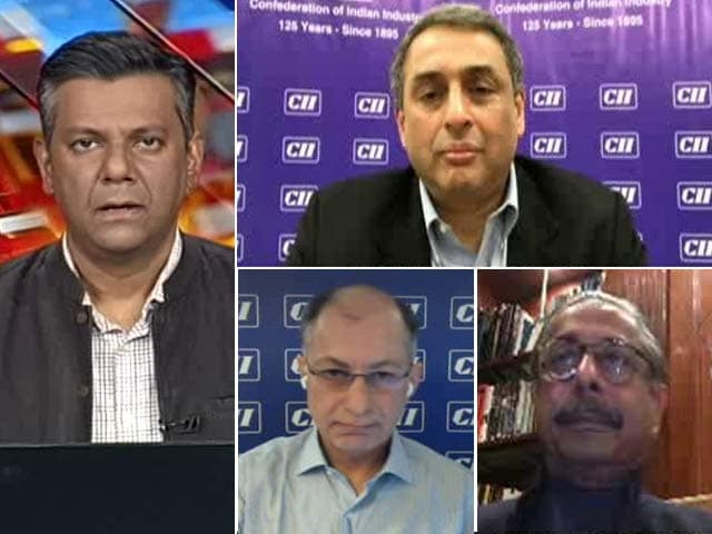 Video : Should Private Sector Be Involved In Vaccination Drive?