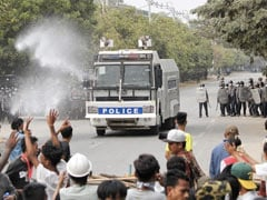 Two Killed In Myanmar's Mandalay City After Cops Fire Amid Protests