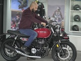 Video : Honda CB350RS First Look