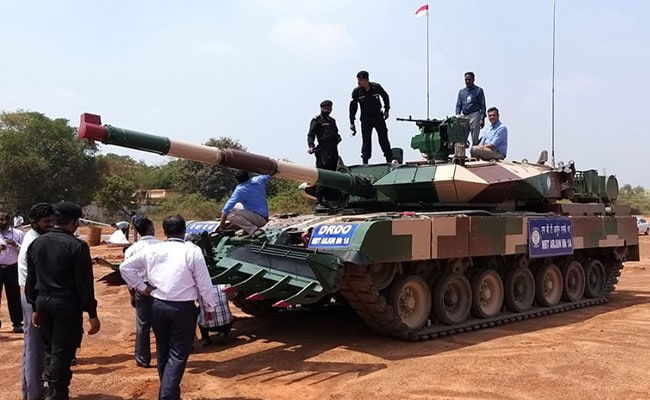 , Watch: Arjun Mk-1A, One Of World's Most Advanced Tanks, In Action, Indian & World Live Breaking News Coverage And Updates