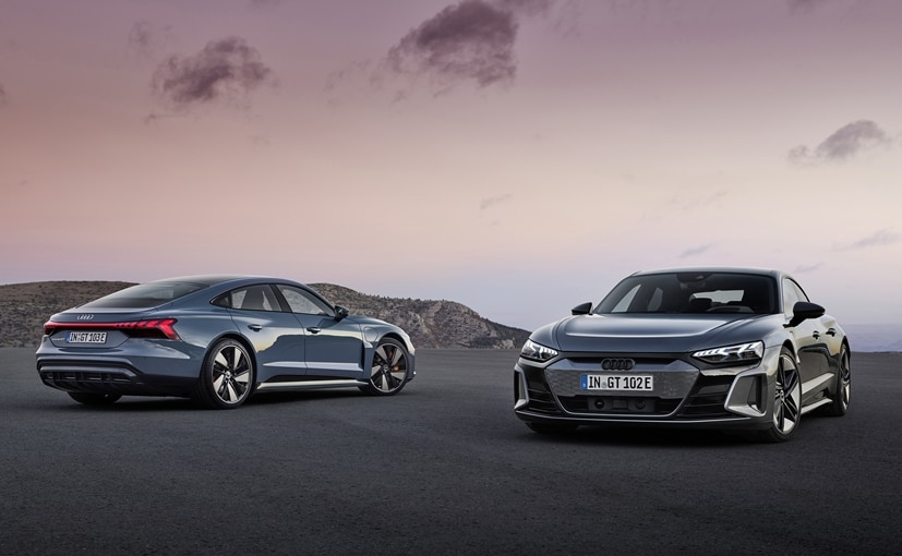 The Audi e-Tron GT is the first EV from the Ingolstadt-based carmaker to be built in Germany