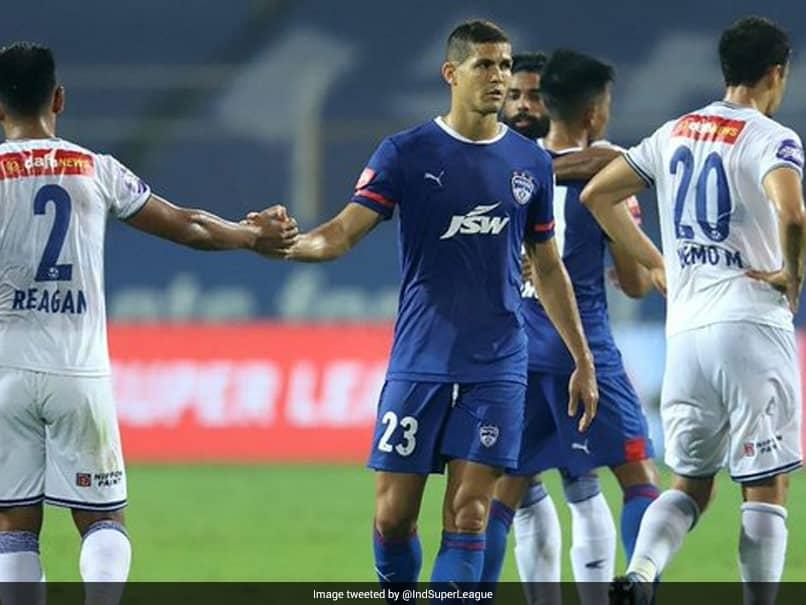 ISL: Bengaluru FC And Chennaiyin FC Play Out Goalless Draw