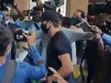 Video : Hrithik Roshan At Mumbai Police Office To Record Statement In Fake E-Mails Case