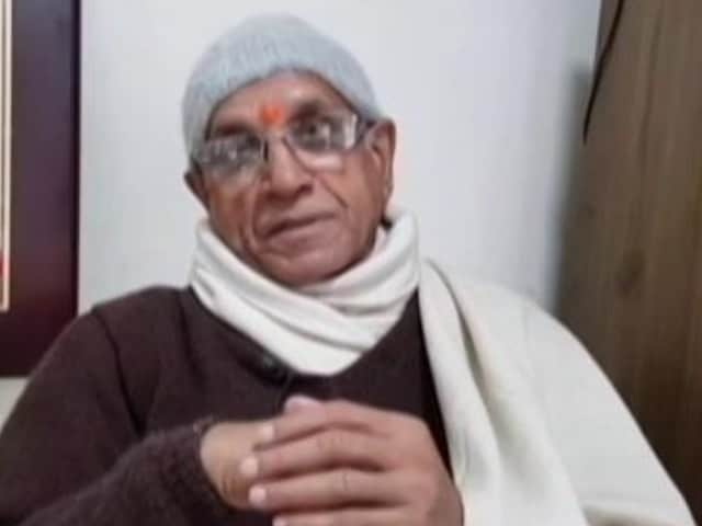 """Video : """"Mystery"""" Around Funds Collected During Ram Temple Movement In 1990s"""