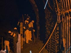 Overnight Tunnel Rescue In Uttarakhand For 39, Day After Glacier Burst