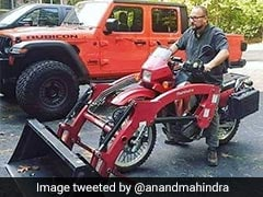 Indians Are Not The Only Champions Of <i>Jugaad</i>. Proof In Anand Mahindra's Post