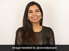 Indian-Origin Arora Akanksha, 34, Announces Her Candidacy To Be UN Chief