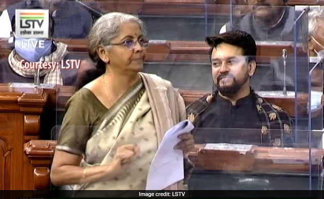 राहुल को 'डूम्सडे मैन' कहने पर सांसद नाराज, वित्तमंत्री के खिलाफ दिया विशेषाधिकार हनन का नोटिस