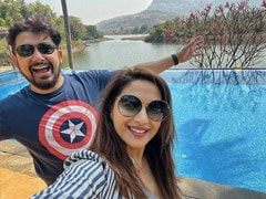 "For Madhuri Dixit, ""Life Has Been Full Of Adventures"", Courtesy Husband Sriram Nene"