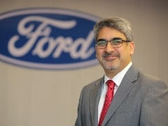 Anurag Mehrotra Returns To Ford India As President And Managing Director