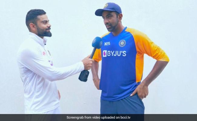 IND vs ENG : जब विराट कोहली ने पूछा आर अश्विन से सवाल तो टीम इंडिया के स्पिनर ने खोले कई राज