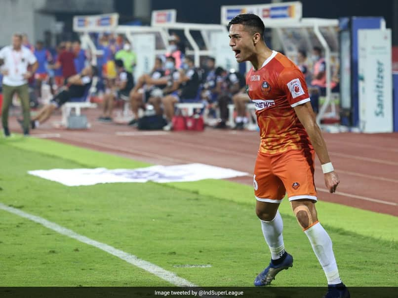 ISL: Ishan Pandita Helps FC Goa Register 2-2 Draw Against Chennaiyin FC