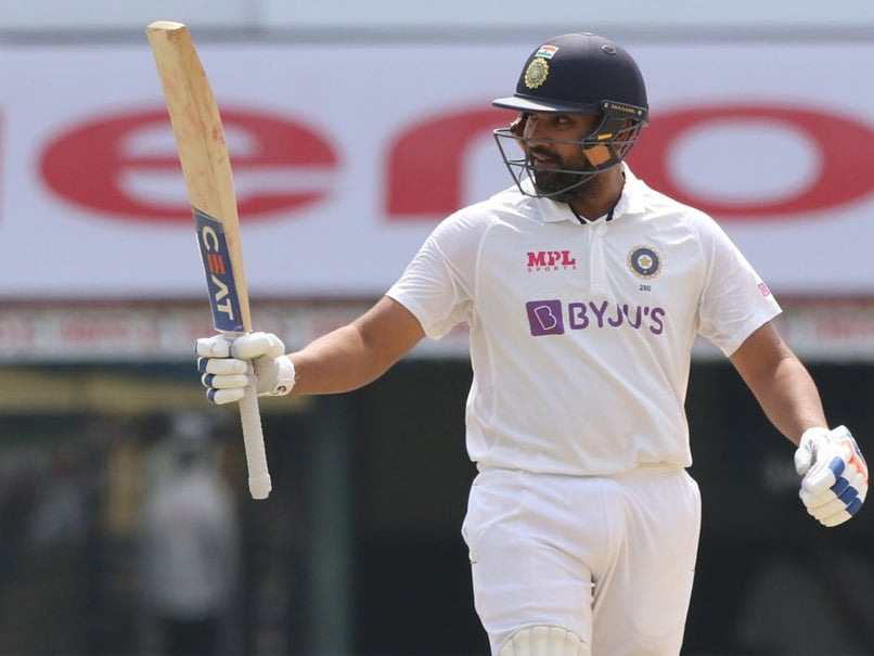 India vs England, 2nd Test: Rohit Sharma 161 Helps India Dominate Day 1 In Chennai