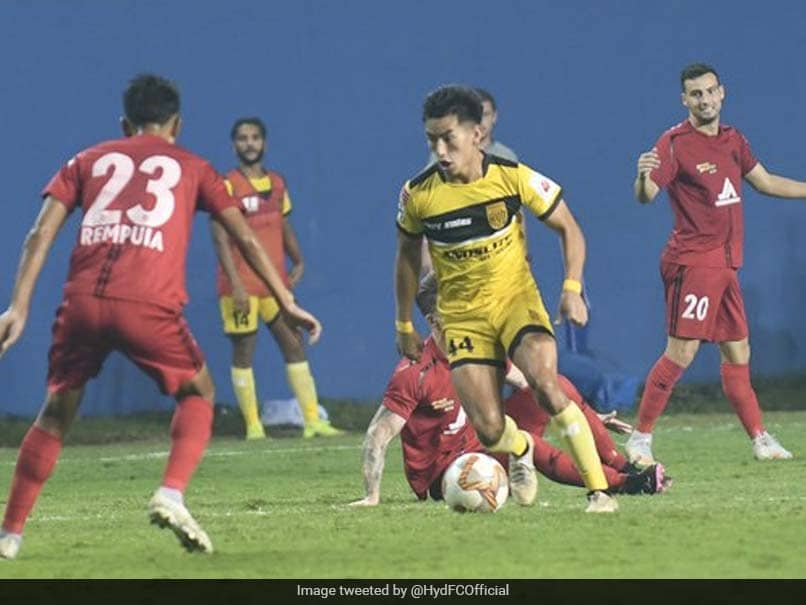 ISL: Hyderabad FC, NorthEast United FC Share Spoils In Goalless Stalemate