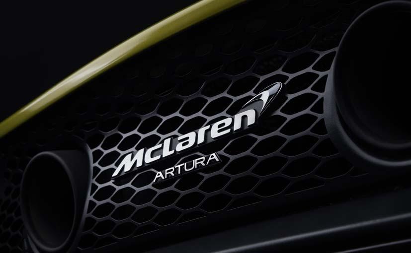 McLaren Artura To Make World Debut On February 16