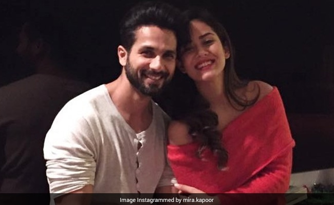 When Shahid Kapoor's 'Hands Almost Had Multiple Fractures,' Courtesy Mira Rajput