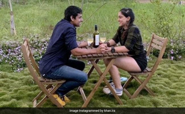 आमिर खान की बेटी इरा फिटनेस ट्रेनर को कर रही हैं डेट, Photos शेयर कर बोलीं- ड्रीम बॉय...