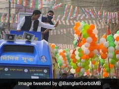 """""""Outsiders"""" Will Have To Return After Polls: Trinamool's Abhishek Banerjee"""