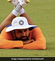 'Wondering What Would Be...': Rohit Sharma's Cheeky Post Amid Pitch Row
