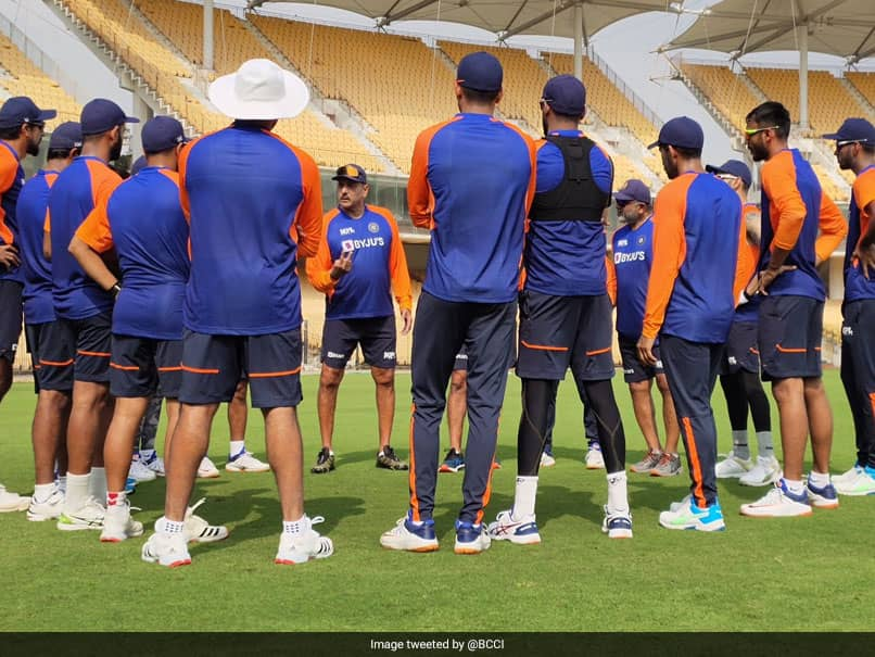 India vs England: Team India Hit The Nets Ahead Of First Test, Ravi Shastri Gives