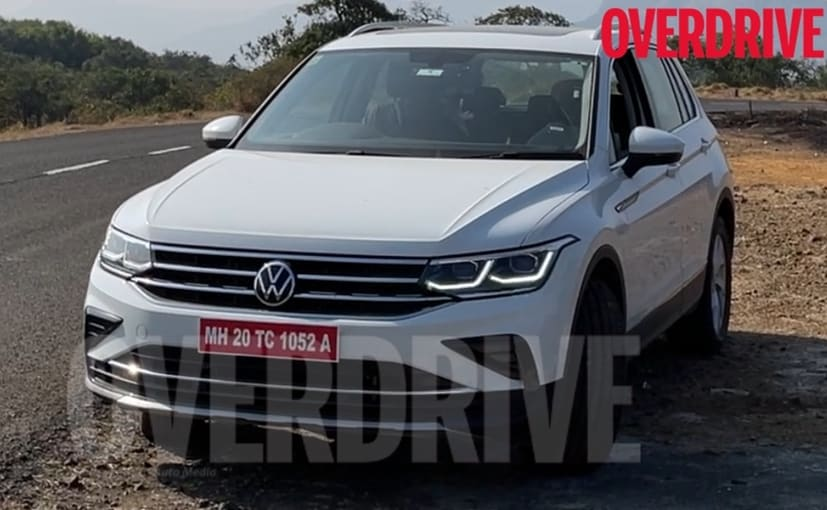 The facelifted Volkswagen Tiguan comes with an updated design, revised styling and some new features