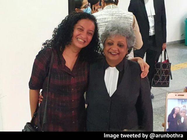 Video : Watch: Priya Ramani Reacts To Big Verdict vs MJ Akbar