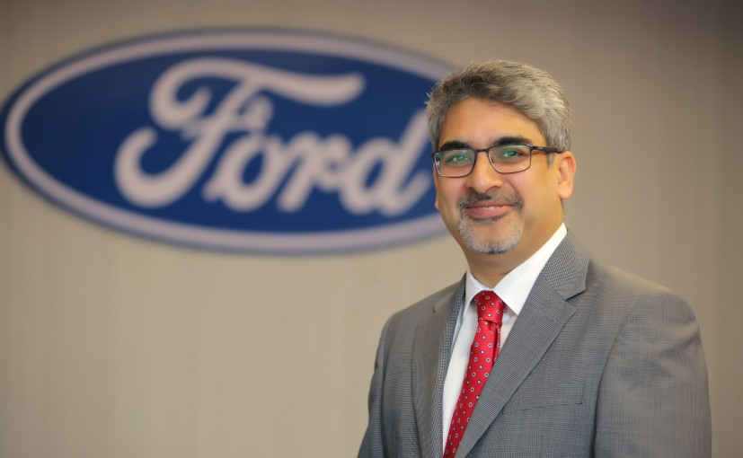 Anurag Mehrotra has resumed his role as the President and MD of Ford India.