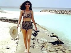 Inside Shilpa Shetty's Maldives Vacation Album