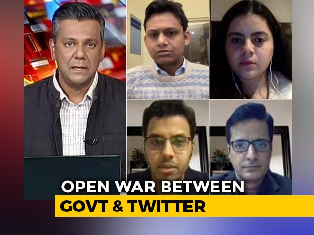 Video : Is Free Speech Being Stifled In The Government vs Twitter Battle?