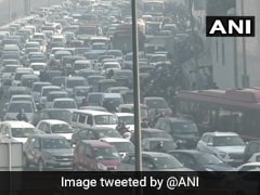Traffic Jams In Delhi: Many UP, Haryana Borders Shut For Farmers Protest