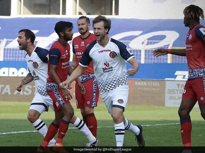 ISL: SC East Bengal Avoid Late Scare Against Jamshedpur FC To Grab Full Points