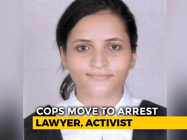 Video : 'Toolkit' Case: Facing Arrest, Lawyer Nikita Jacob In Court Today