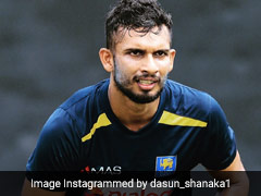 WI v SL: Dasun Shanaka's Departure Delayed Due To Visa-Related Issue