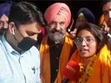 "Video : ""Will Go To Singhu, Sit With Farmers"": Activist Nodeep Kaur Out Of Jail"