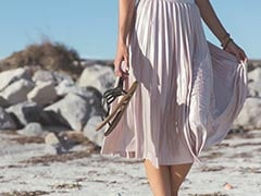 Take Your Basic Style A Notch Up With These Maxi Skirts