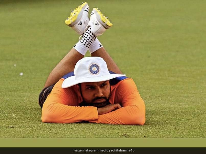 """India vs England: """"Wondering What Would Be The Pitch Like,"""" Says Rohit Sharma In A Cheeky Post"""